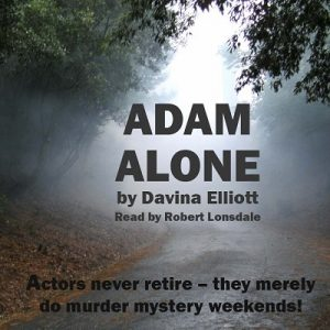 Adam Alone Audio Book Cover